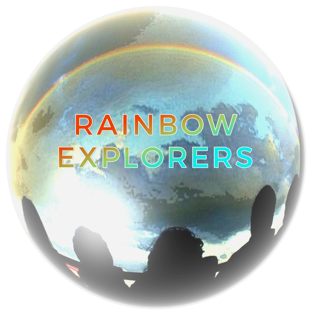 Rainbow Explorers logo 2018