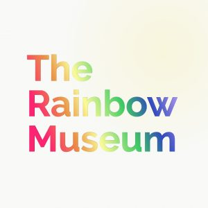 The Rainbow Museum logo May 2019