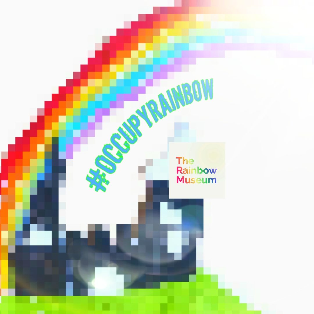 Occupy rainbow logo 2019 1024px